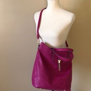 NWoT JustFab Crossbody satchel tote & extra strap